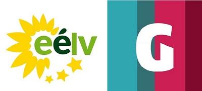 Logo - groupe Générations.S - EELV